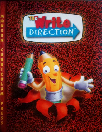 9780765207500: THE WRITE DIRECTION, HARDCOVER STUDENT BOOK, GRADE 3