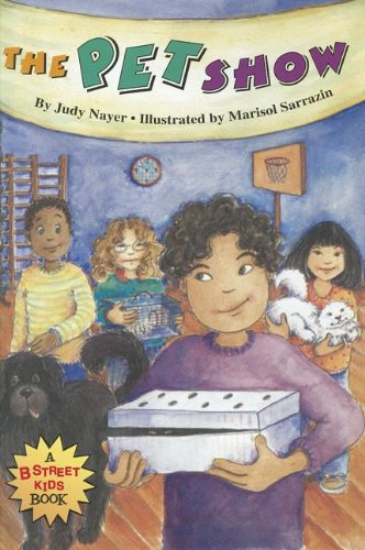 The Pet Show (Very First Chapters): Judy Nayer