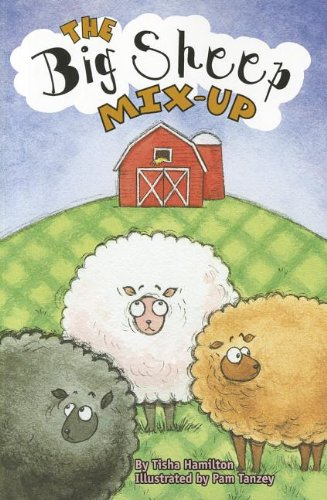 9780765213686: THE BIG SHEEP MIX-UP, SINGLE COPY, VERY FIRST CHAPTERS (Very First Chapters: Set 2)