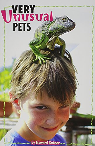 VERY UNUSUAL PETS, 6 PACK, VERY FIRST CHAPTERS: MODERN CURRICULUM PRESS