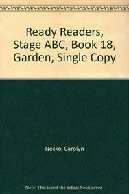 Gg: Garden (Ready readers): Carolyn Necko