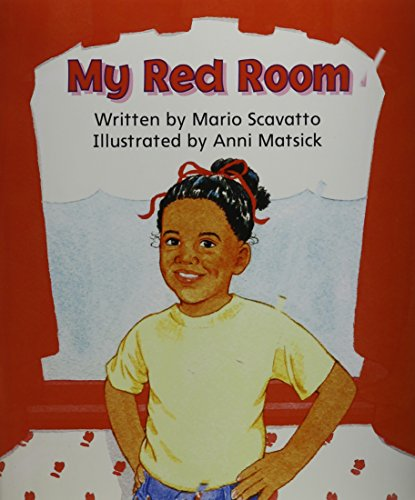 READY READERS, STAGE 0/1, BOOK 11, MY RED ROOM, SINGLE COPY: MODERN CURRICULUM PRESS