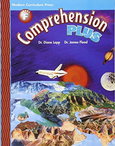 9780765221858: Comprehension Plus, Level F, Pupil Edition, 2002 Copyright