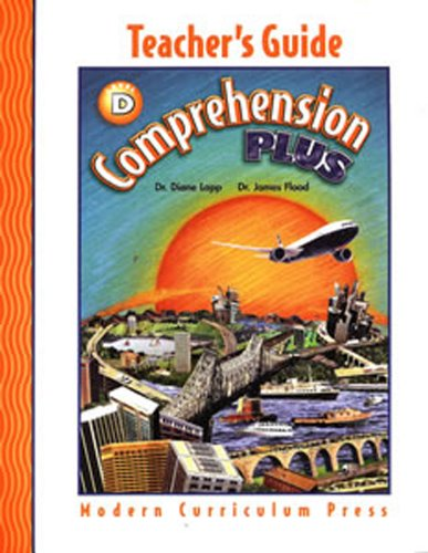 9780765221896: Comprehension Plus, Level D, Teacher Edition