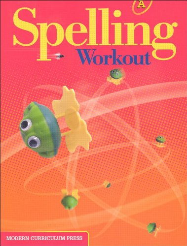 9780765224804: Spelling Workout: Level A, Student Edition