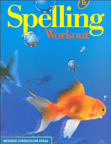 9780765224811: Spelling Workout, Level B