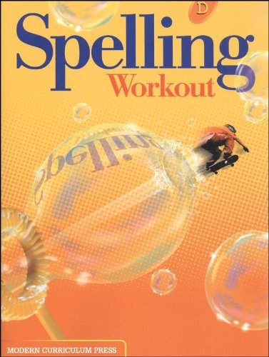 9780765224835: Spelling Workout, Level D