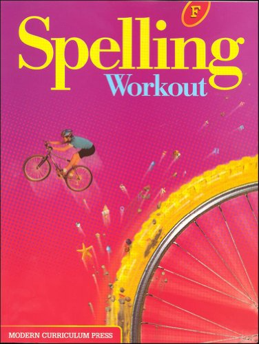9780765224859: Spelling Workout, Level F