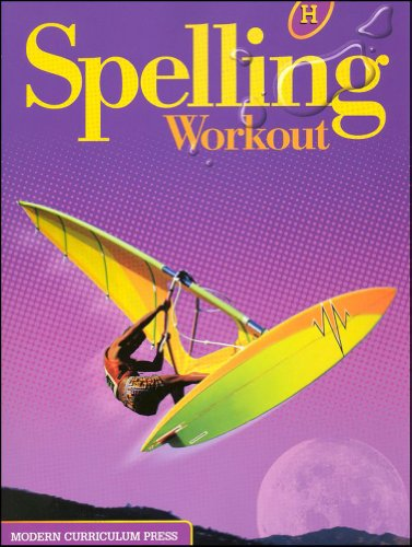 9780765224873: SPELLING WORKOUT LEVEL H PUPIL EDITION