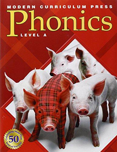 9780765225146: Modern Curriculum Press Phonics, Level A