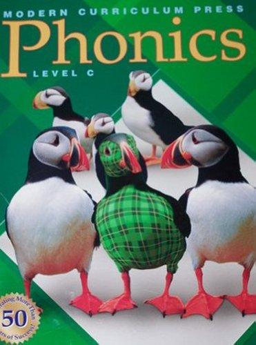9780765226273: Modern Curriculum Press Phonics Level C Teachers Resource Guide Edition 2003c