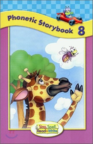 9780765231574: SING, SPELL, READ AND WRITE LEVEL ONE STORYBOOK 8 '04C