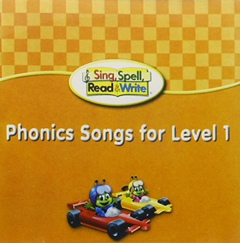 9780765231857: SING, SPELL, READ AND WRITE LEVEL ONE AUDIO COMPACT DISK '04C