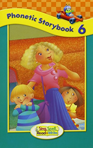 SING, SPELL, READ, AND WRITE LEVEL ONE STORYBOOK #6 SIX PACK 2004: MODERN CURRICULUM PRESS