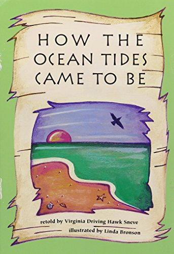 9780765234292: Comprehension Power Readers How the Ocean Tides Came to Be Grade Four 2004c