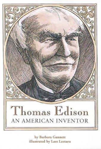 COMPREHENSION POWER READERS THOMAS EDISON: AN AMERICAN INVENTOR GRADE FOUR 2004C: MODERN CURRICULUM...