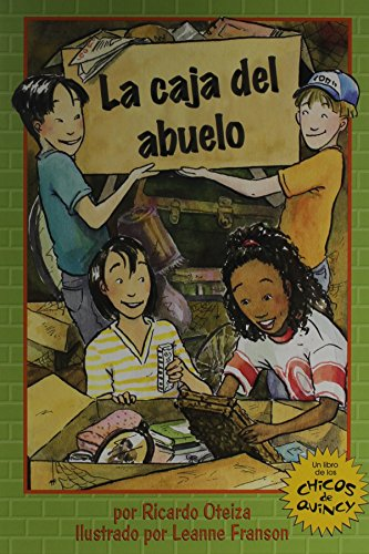 9780765239273: LA CAJA DEL ABUELO 6-PACK (Spanish Chapter Books)