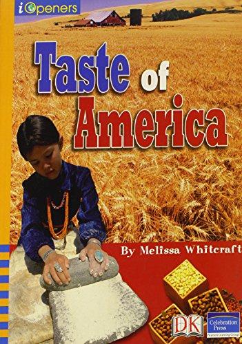 IOPENERS TASTE OF AMERICA SINGLE GRADE 4 2005C: Pearson Education