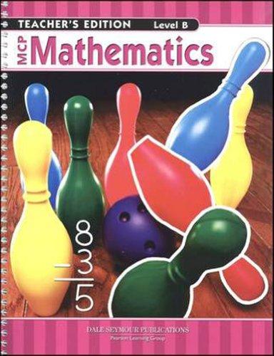 9780765260598: MCP MATHEMATICS LEVEL B TEACHER EDITION 2005C