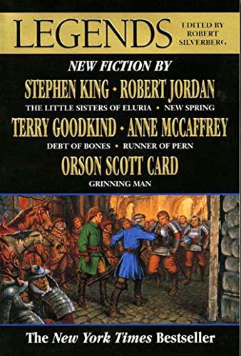 Legends: Short Novels By The Masters of: Robert Silverberg, Stephen
