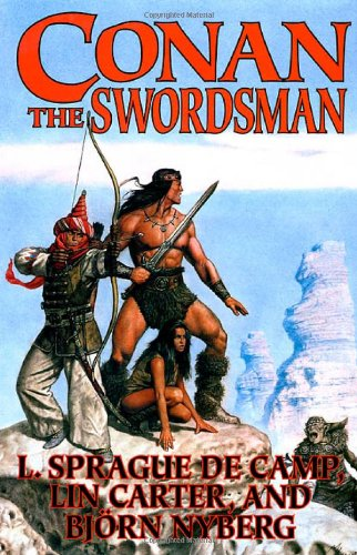 Conan The Swordsman (Conan Series)