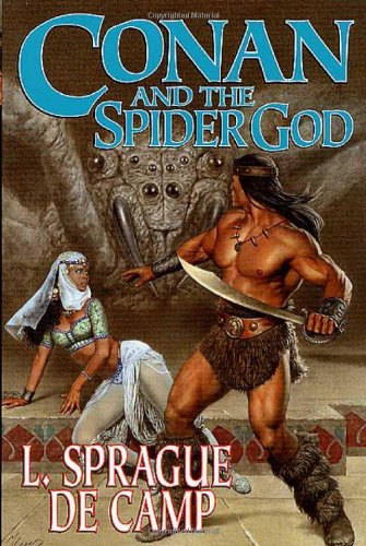 [signed] Conan and the Spider God