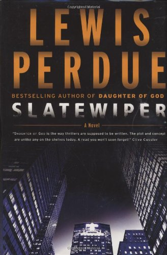 Slatewiper (Signed Review Copy): Perdue, Lewis