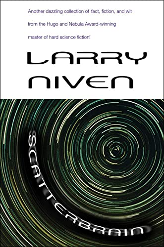 Scatterbrain (0765301377) by Niven, Larry