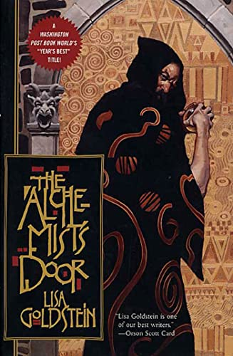 9780765301512: The Alchemist's Door