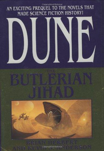 9780765301574: The Butlerian Jihad (Legends of Dune #1)
