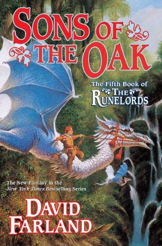 9780765301772: Sons of the Oak (The Runelords, Book 5)