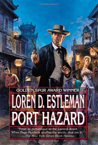 9780765301901: Port Hazard (Page Murdock, US Deputy Marshall, Book 7)