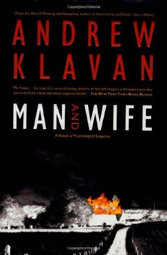 Man and Wife: Klavan, Andrew