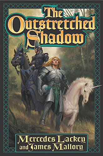 The Outstretched Shadow (The Obsidian Mountain Trilogy,: Lackey, Mercedes, Mallory,