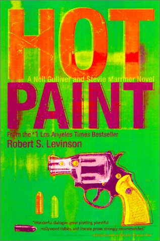 9780765302311: Hot Paint: A Neil Gulliver and Stevie Marriner Novel (Neil Gulliver and Stevie Marriner Novels)