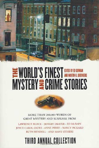 9780765302342: The World's Finest Mystery and Crime Stories: 3: Third Annual Collection (World's Finest Mystery & Crime)