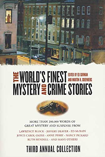 9780765302359: The World's Finest Mystery and Crime Stories: Third Annual Collection