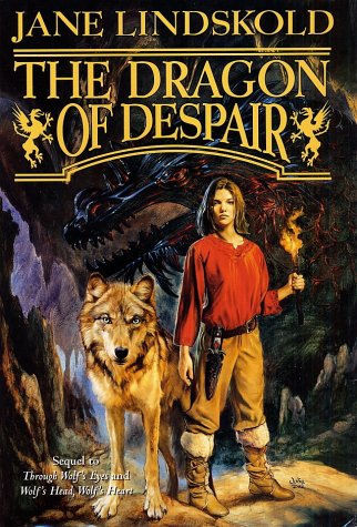9780765302595: The Dragon of Despair (Wolf)