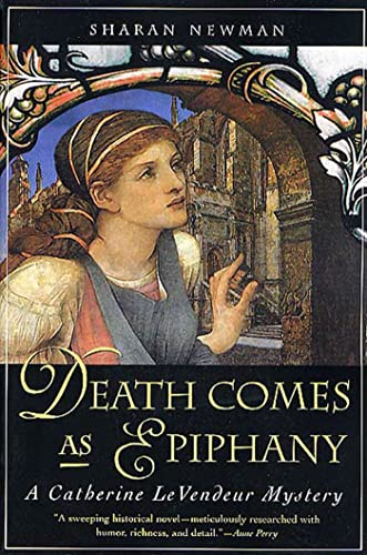 9780765303745: Death Comes As Epiphany: A Catherine LeVendeur Mystery