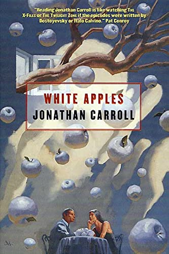 White Apples: Carroll, Jonathan