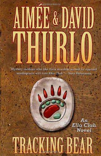 Tracking Bear: Thurlo, Aim E, And Thurlo, David