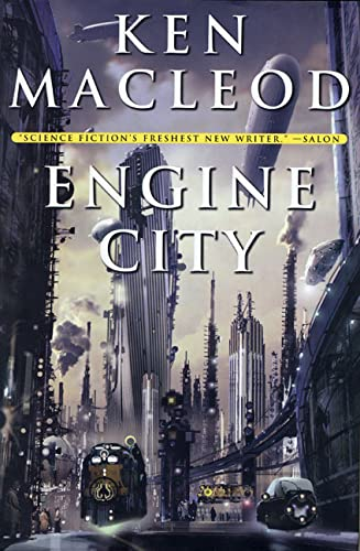 9780765305022: Engine City (Engines of Light)