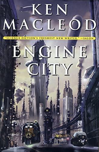 9780765305022: Engine City (Engines of Light)