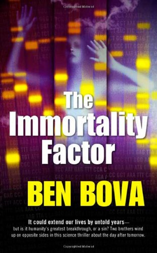 9780765305251: The Immortality Factor