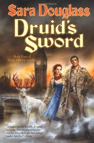 9780765305435: Druid's Sword: Book Four of The Troy Game