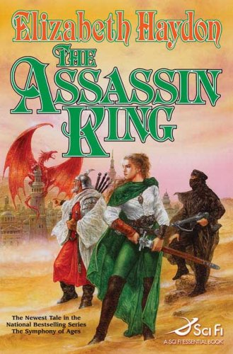 9780765305657: The Assassin King (The Symphony of Ages)