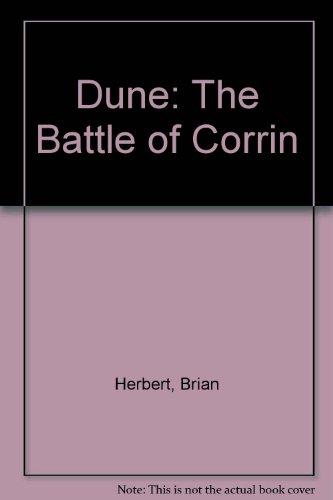 9780765305879: Dune: The Battle of Corrin