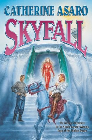 9780765306388: Skyfall (Saga of the Skolian Empire)