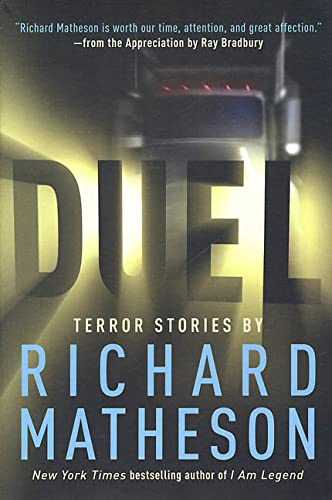 9780765306951: Duel: Terror Stories by Richard Matheson