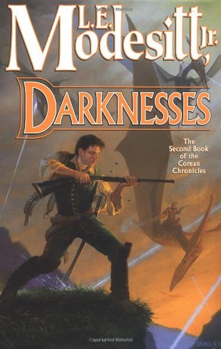 Darknesses **Signed**: Modesitt, L. E., Jr.; Modesitt, L.E